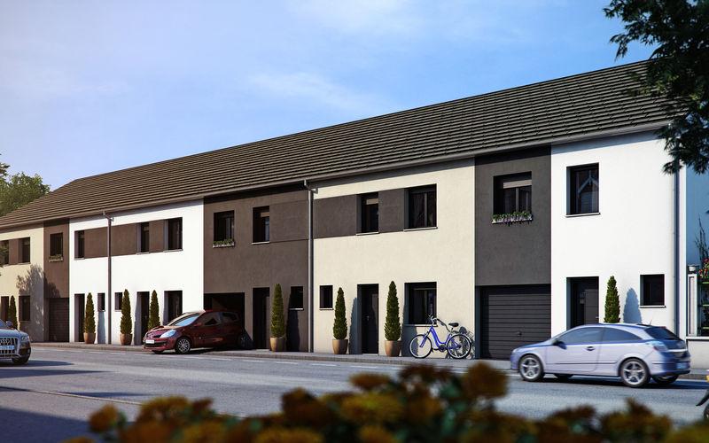 Maisons Blanches - Immobilier Neuf à Reims à prix Promoteur