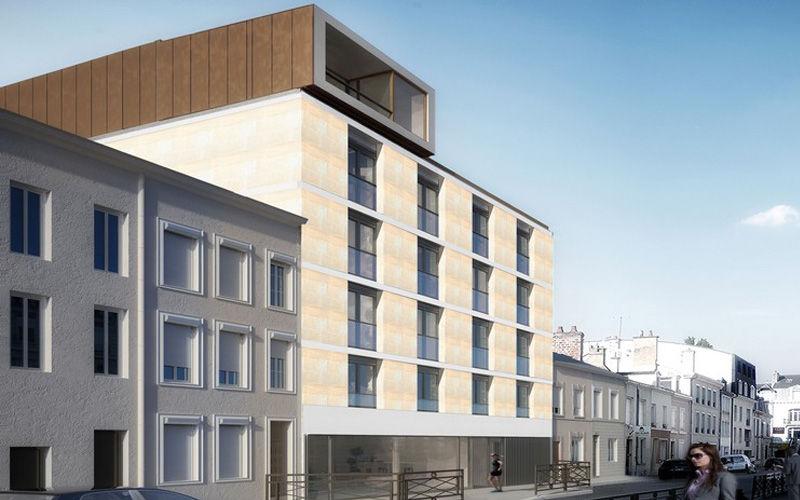 Proche place d'Erlon - Immobilier Neuf à Reims à prix Promoteur