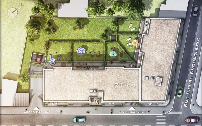 Rue Géruzez - Immobilier Neuf à Reims à prix Promoteur