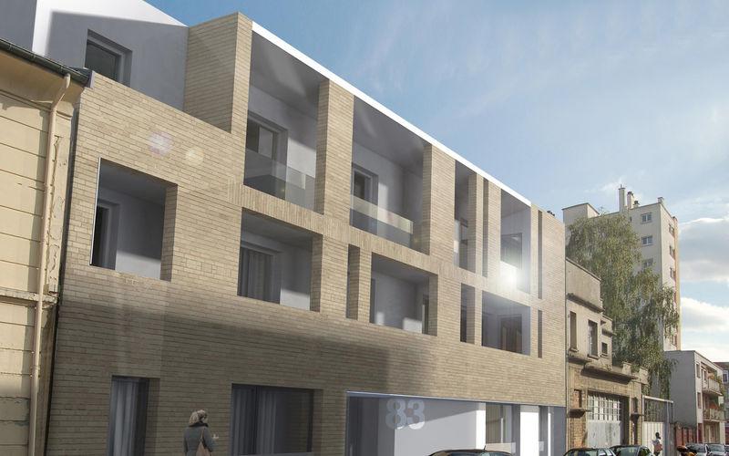 Clémenceau - Immobilier Neuf à Reims à prix Promoteur