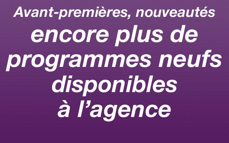 Avant-premières, nouveautés - Immobilier Neuf à Reims à prix Promoteur