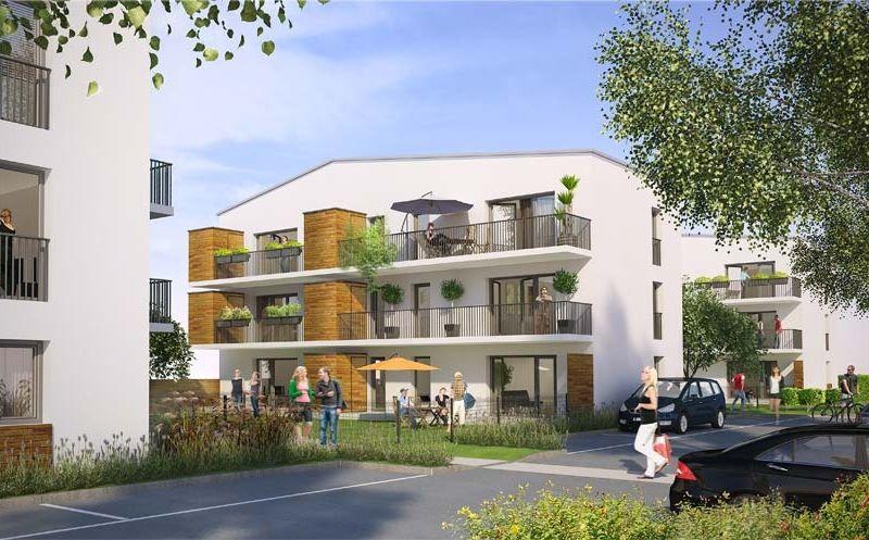 Bezannes - Nouveautés - Immobilier Neuf à Reims à prix Promoteur