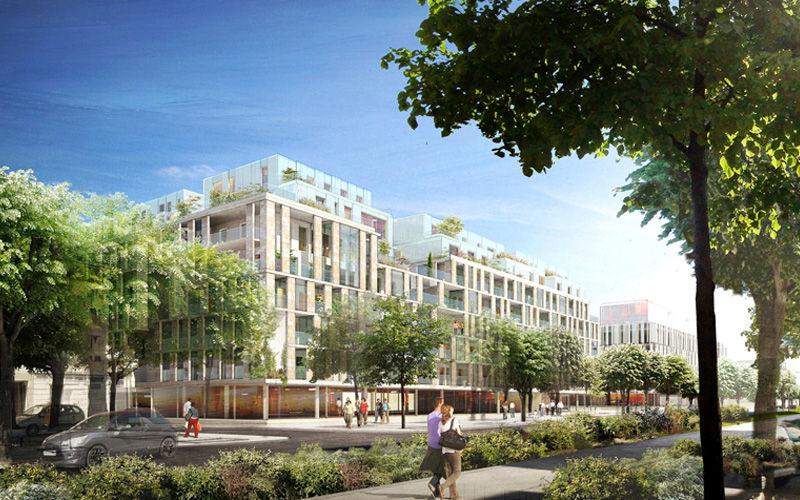 Bd de la Paix - Immobilier Neuf à Reims à prix Promoteur