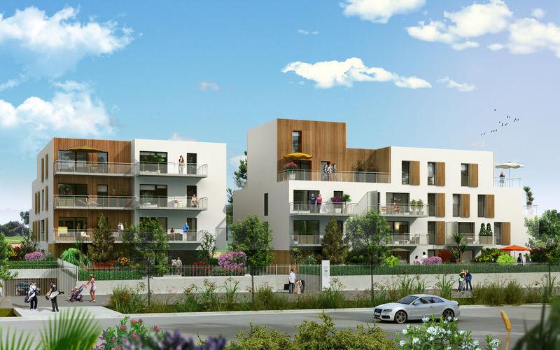 Le long du golf - Immobilier Neuf à Reims à prix Promoteur