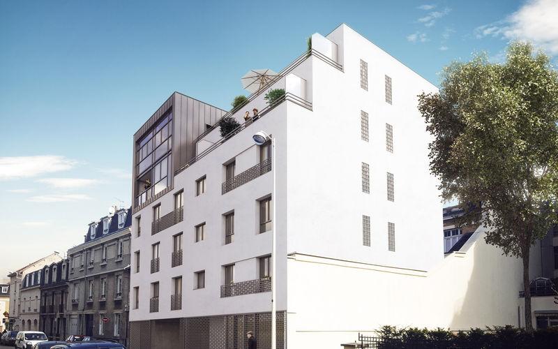 Paix-Ponsardin - Immobilier Neuf à Reims à prix Promoteur