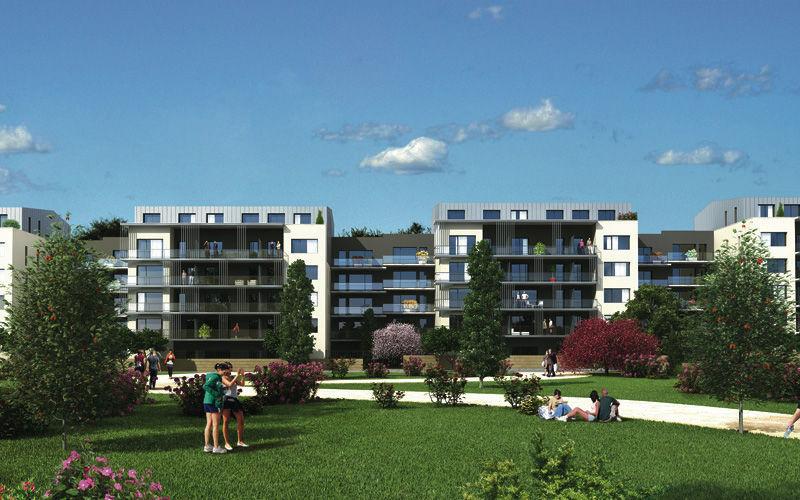 Clairmarais-TGV - Immobilier Neuf à Reims à prix Promoteur