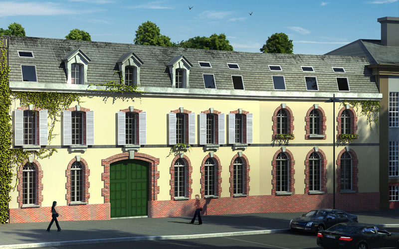 Cérès-Ponsardin - Immobilier Neuf à Reims à prix Promoteur